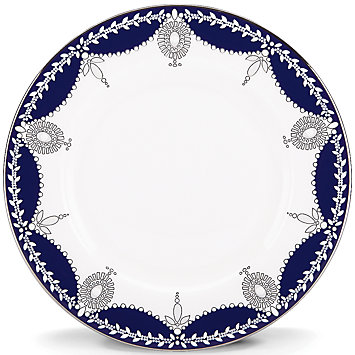 Marchesa Empire Indigo Salad/Dessert Plate collection with 1 products